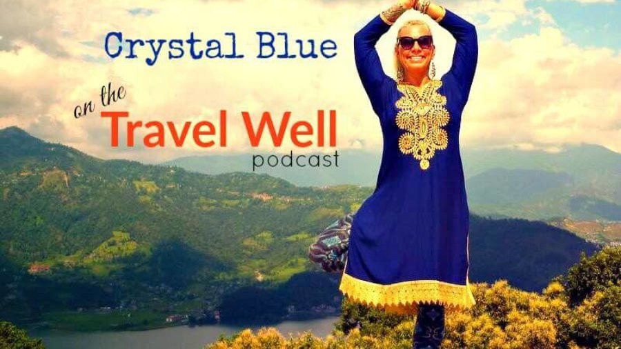 TW 012: Crystal Blue: It's Not About the Stuff, It's About the Quest