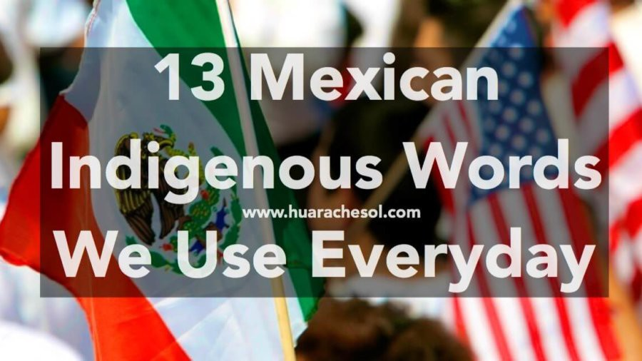 13 Mexican Indigenous Nahuatl Words Used In the English Language Everyday