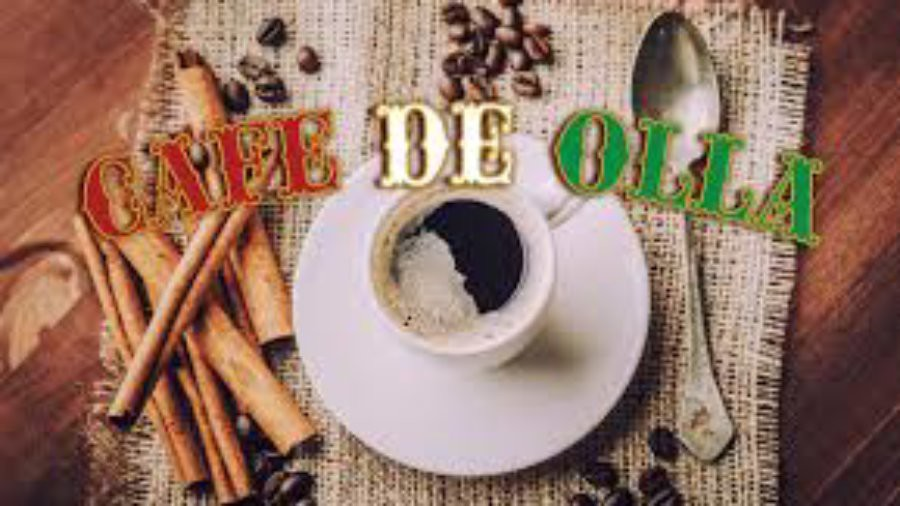 Cafe de Olla -Mexican Spiced Coffee